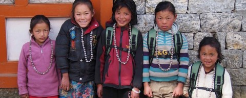 Students from Everest