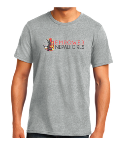 Empower Nepali Girls Short Sleeve T-Shirt - Click to See Details
