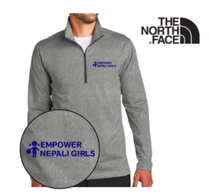 Empower Nepali Girls Smooth Face Lightweight Fleece